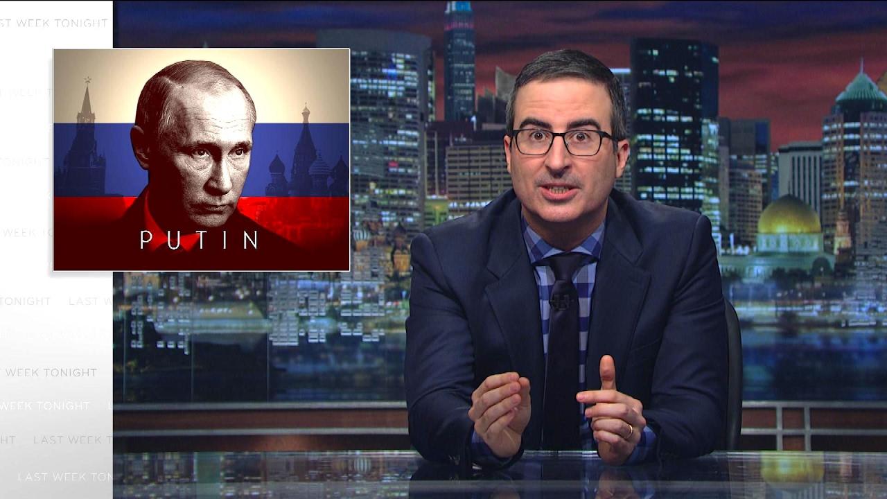 Putin: Last Week Tonight with John Oliver (HBO)