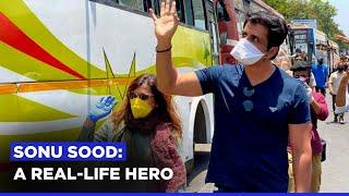 Sonu Sood: A Real-Life Hero