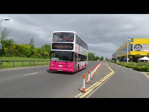 Metro ALX 400 2906 - Ikea Belfast - 26/5/15