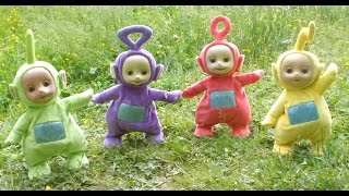 Dance with Me Teletubbies by Tomy
