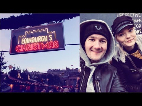 EDINBURGH FOR MY BIRTHDAY | VLOG | LoveFings