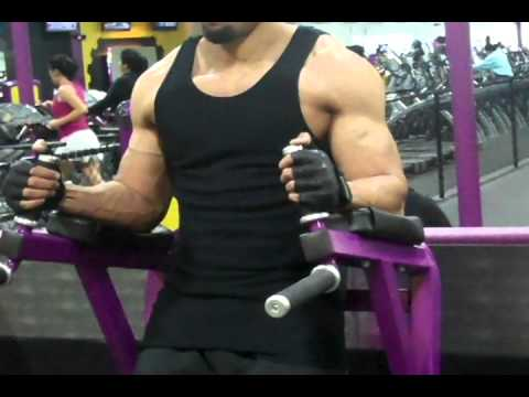 Great Abs Exercise for Six Pack Abs at Planet Fitness @hodgetwins