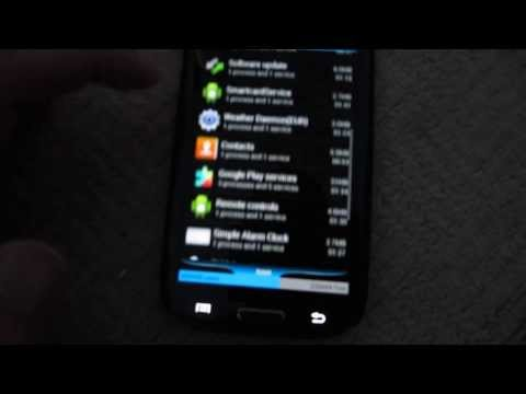 Increasing battery life on a Galaxy S3 with Android 4.3
