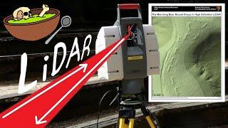 Aspects of Archaeology: LiDar