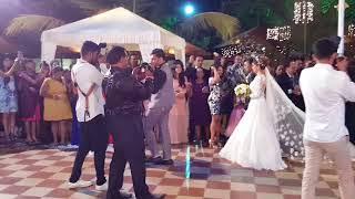 Amazing Wedding Entrance - Raagas 2 Riches.. Goa Allwyn Weds Lavina