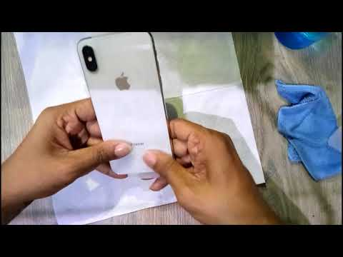 Screen Protector iphone X Clear LCD Guard Shield Cover Film Skin Ultra-thin Explosion-proof