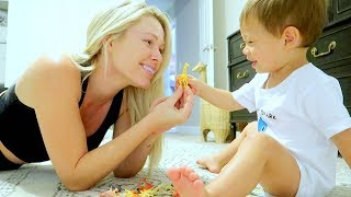 Dealing With A Teething Toddler