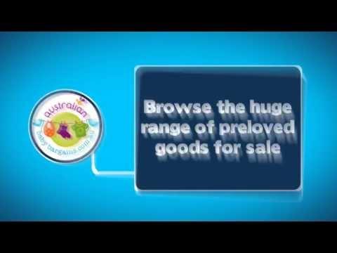 Australian Baby Bargains - Buy & Sell Preloved Baby & Kids Gear for FREE!