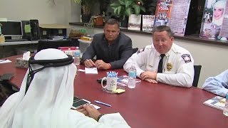 EXCLUSIVE: Avon Mayor, Police Chief apologize to Muslim man