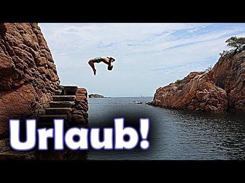 Mein Urlaub in Spanien!