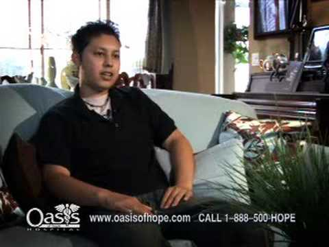 Leukemia Cancer Survivor Testimonial, Oasis of Hope Hospital - Caleb Dominguez