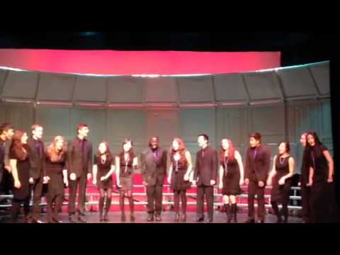 I'm a Train - NYU Madrigal Singers