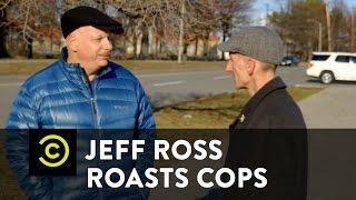 Jeff Ross Roasts Cops - An Awkward Roast of Boston