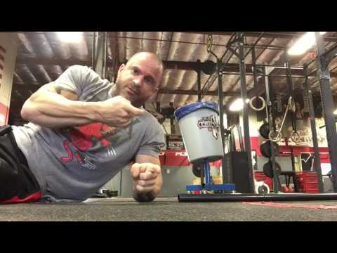 Numb Fingers, Arm Weakness and Shoulder Pain, THE Fix | Trevor Bachmeyer | SmashweRx