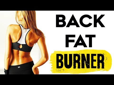 💚 How To Lose Back and Belly Fat | 4 SIMPLE Lower Back and Waist Slimmer Workout That Burns Fat!🔥