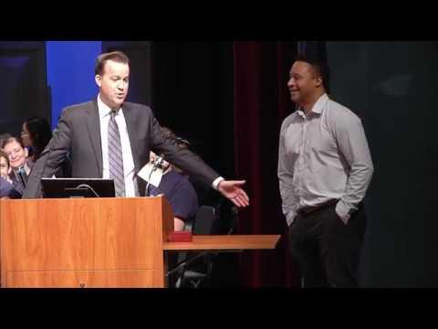 Keeper of the Dream Award: Dr. Michael Brandon