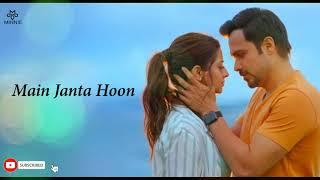 Main Janta Hoon Full Song With Lyrics The Body | Jubin Nautiyal | Rishi K, Emraan Hashmi, Sobhita