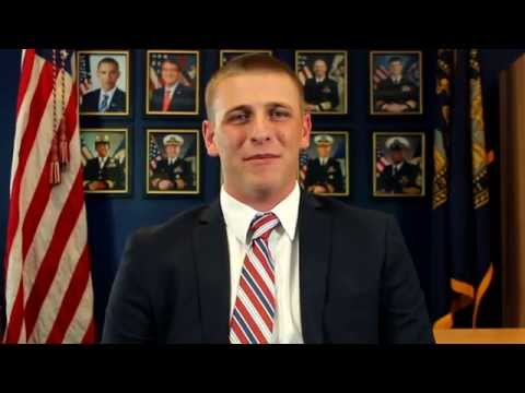 NROTC APPLICATION EXPERIENCE GRANT ECKHARDT