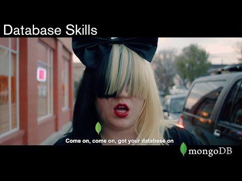 Database Skills (Sia Cheap Thrills Parody) - MongoDB