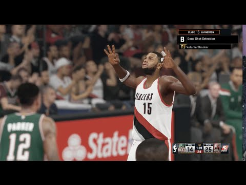 NBA2K15: Badge Tutorial Vol. 01 #TheComeback