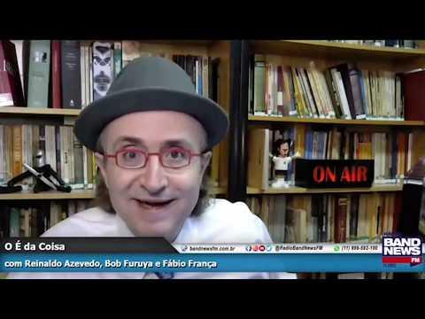 Reinaldo Azevedo: Setores fedorentos da elite não suportam o cheiro da decência