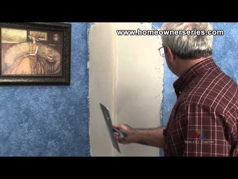 Installing Round Corner Bead - Drywall Repair - Part 3 of 3