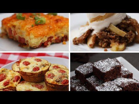 4 Recipes Using Pancake Mix