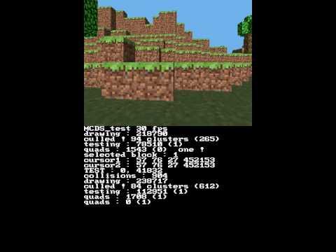 Minecraft DS Demo (+Download Link)