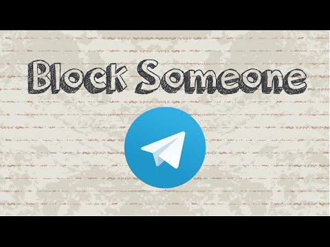 How to block someone on Telegram Messenger