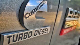 My New Dodge Ram 2500 Turbo Diesel!!!!!