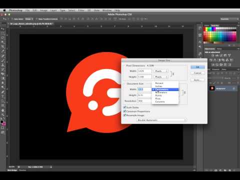 Photoshop Tutorial: How To Check DPI Resolution in PhotoShop For Print Ready Artwork