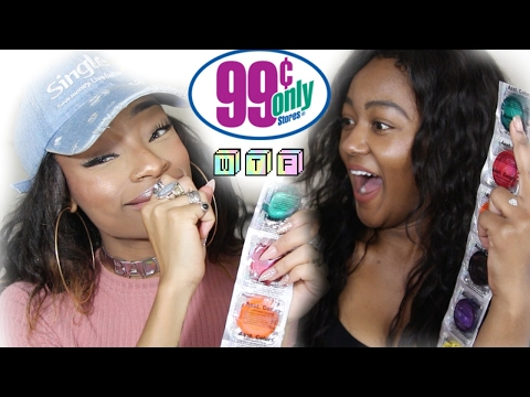 99 CENT STORE CONDOMS!!! (Product Testing!)