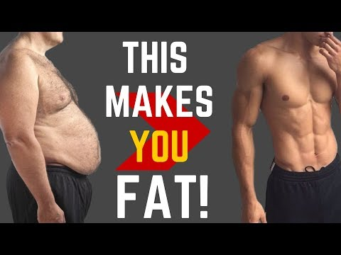 5 Mistakes That Make You FAT!