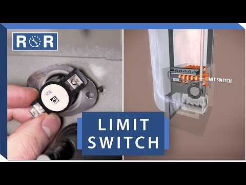 Furnace - Limit Switch | Repair and Replace