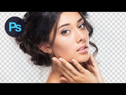 How to Use the Background Eraser Tool Photoshop Tutorial
