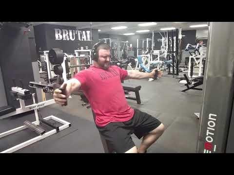 Brutal Iron Gym - Cluster Set Example (see description)