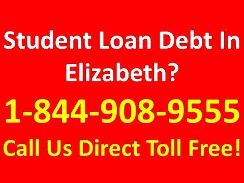 Student Debt Elizabeth New Jersey | 1-844-908-9555