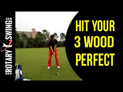 How to hit fairway woods like the pros