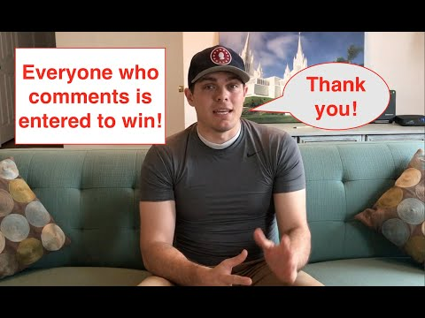I Hit 1000 Subscribers - GIVEAWAY DETAILS IN THE VIDEO!