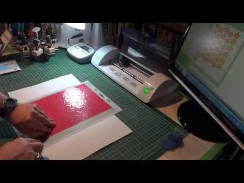 Stencil Making with a Cricut
