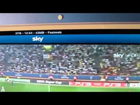 SkyGo on iPad - HDMI out.m4v