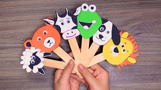 EASY IDEAS WITH ICE CREAM STICK POPSICLE STICK BY CRAFTS FOR KIDS