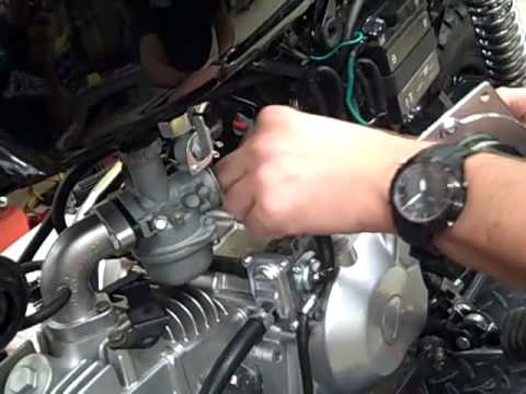 Skyteam, Piranha Flashback 125cc emission bypass