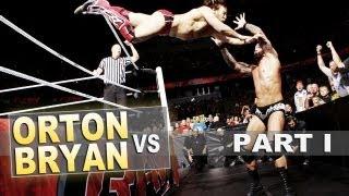 Daniel Bryan vs. Randy Orton: The Saga - Part 1 - FULL MATCH