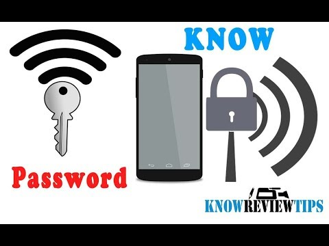how to find WiFi password from PC - Know your WiFi password