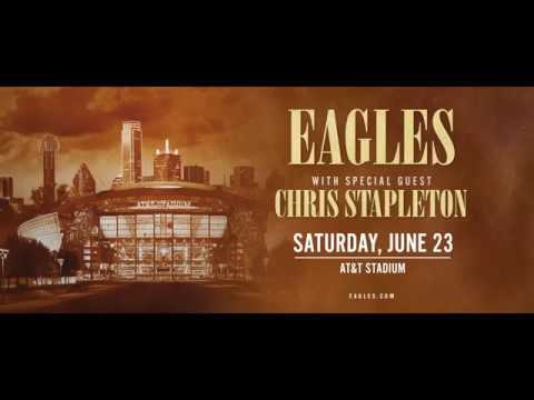 Eagles With Special Guest Chris Stapleton Live at AT&T Stadium - Dallas