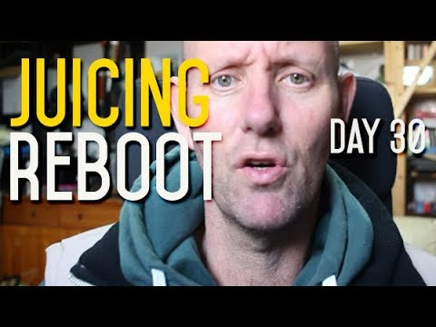 Juice Reboot Day 30 - The Final Day