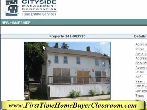 How To Find HUD Homes for $100 Dollars down!