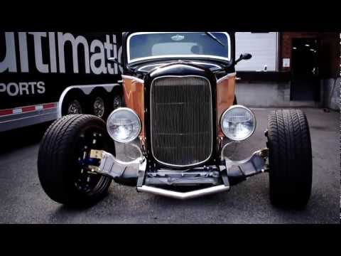 The world's most advanced hot rod