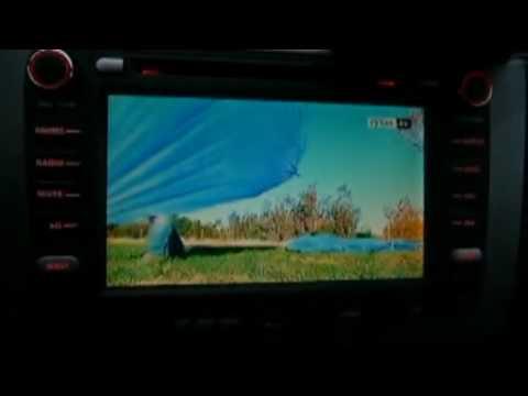 PASSAT B6 DIGITAL CAR TV
